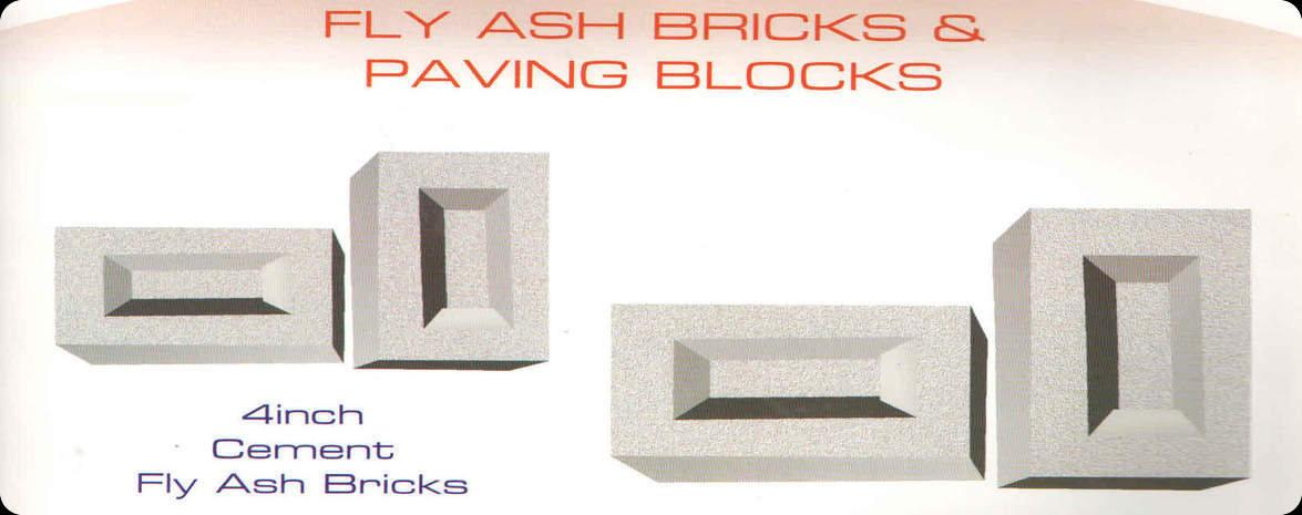 Fly Ash Brick and Block